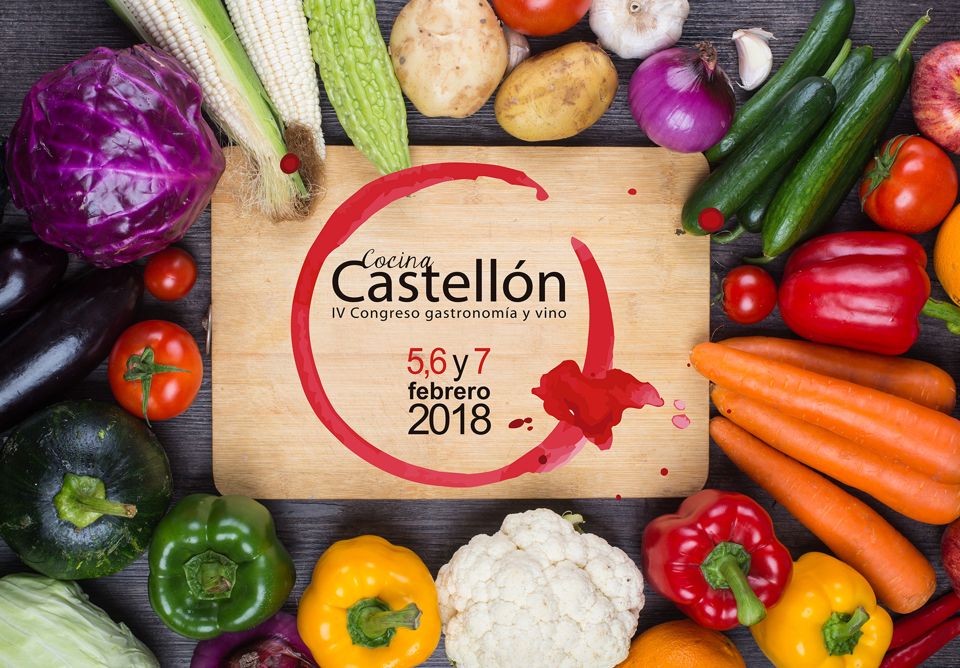 Congreso cocina y vino castellon