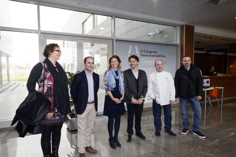 congreso gastronomia y vino castellon
